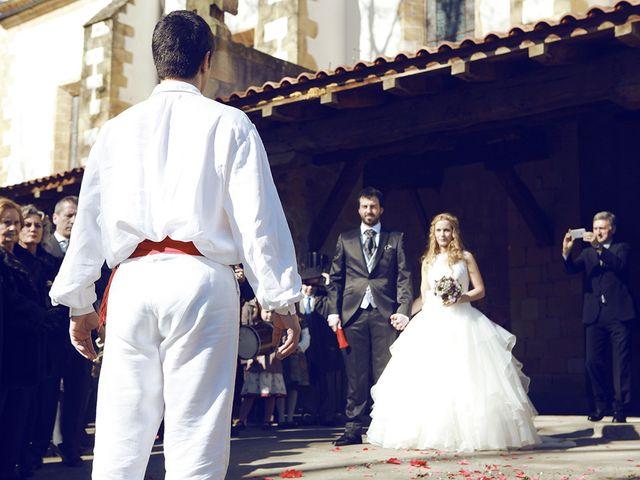 La boda de Iñaki y Itxaso en Lezama, Vizcaya 9