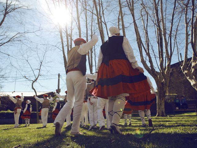 La boda de Iñaki y Itxaso en Lezama, Vizcaya 11