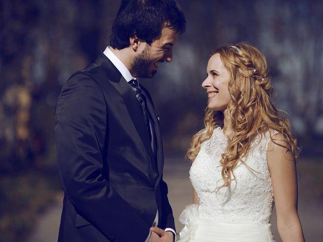 La boda de Iñaki y Itxaso en Lezama, Vizcaya 19