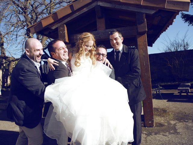 La boda de Iñaki y Itxaso en Lezama, Vizcaya 27
