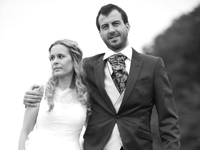 La boda de Iñaki y Itxaso en Lezama, Vizcaya 33