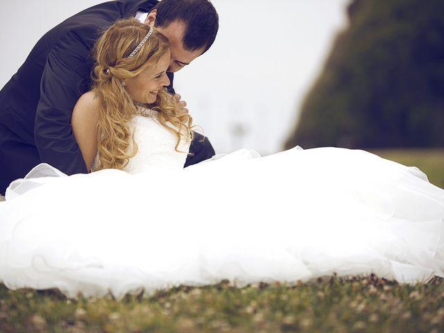 La boda de Iñaki y Itxaso en Lezama, Vizcaya 36