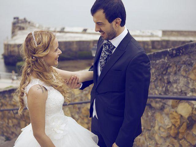 La boda de Iñaki y Itxaso en Lezama, Vizcaya 42