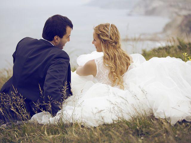 La boda de Iñaki y Itxaso en Lezama, Vizcaya 50