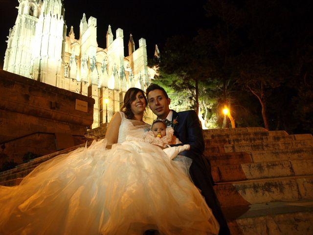 La boda de Iván  y Maria  en Palma De Mallorca, Islas Baleares 21