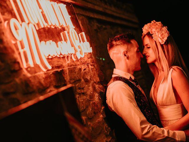 La boda de Irene y Sergio