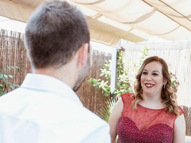 La boda de Carlos y Eva en Esquivias, Toledo 5