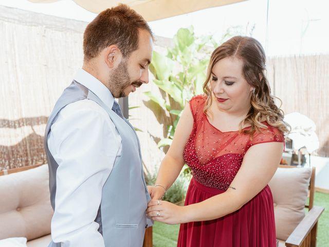 La boda de Carlos y Eva en Esquivias, Toledo 6