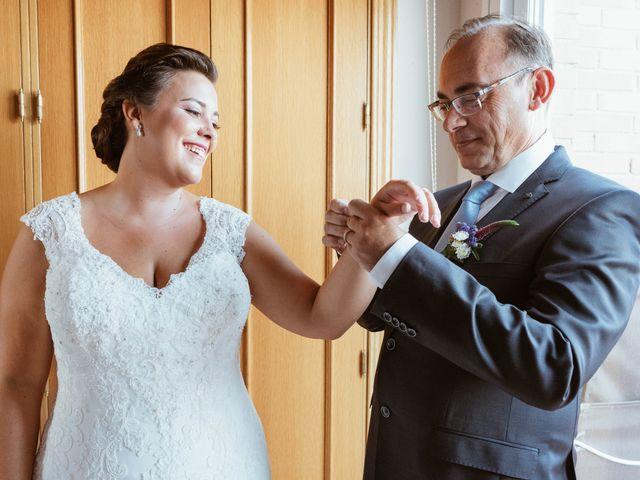 La boda de Carlos y Eva en Esquivias, Toledo 17