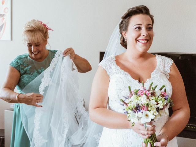 La boda de Carlos y Eva en Esquivias, Toledo 20
