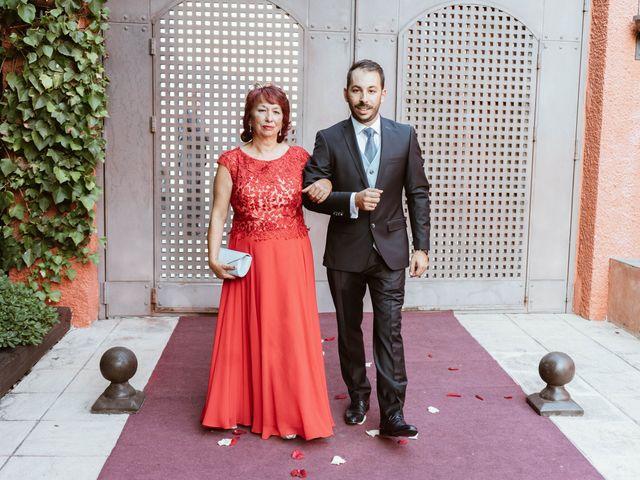 La boda de Carlos y Eva en Esquivias, Toledo 26