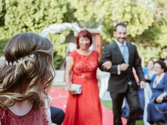 La boda de Carlos y Eva en Esquivias, Toledo 27
