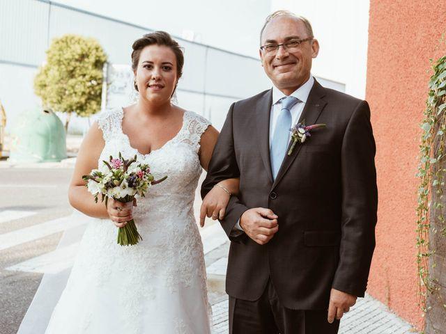 La boda de Carlos y Eva en Esquivias, Toledo 28