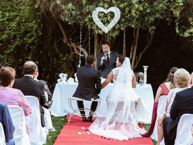 La boda de Carlos y Eva en Esquivias, Toledo 29