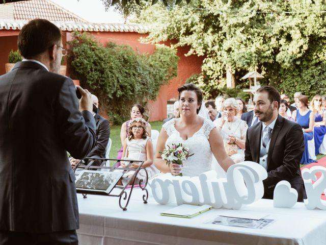 La boda de Carlos y Eva en Esquivias, Toledo 30