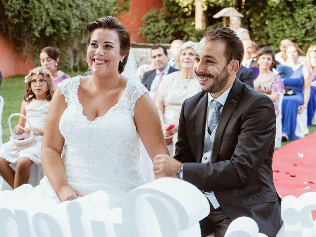 La boda de Carlos y Eva en Esquivias, Toledo 32