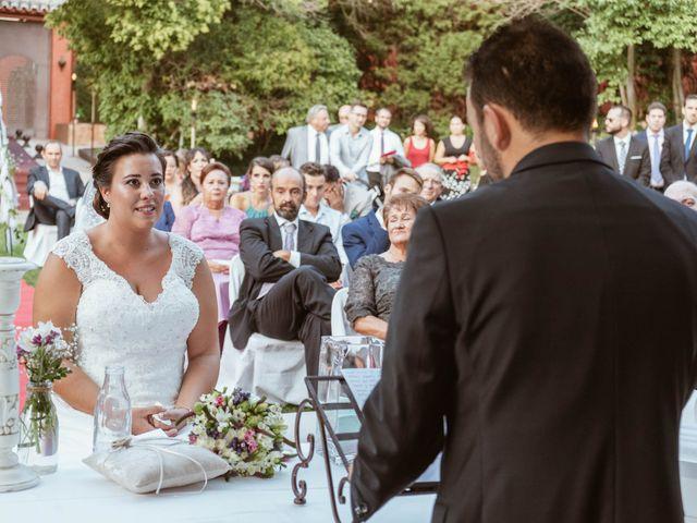 La boda de Carlos y Eva en Esquivias, Toledo 35