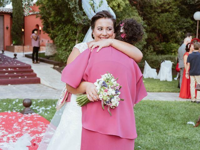 La boda de Carlos y Eva en Esquivias, Toledo 38