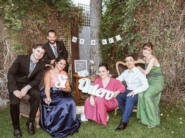 La boda de Carlos y Eva en Esquivias, Toledo 39