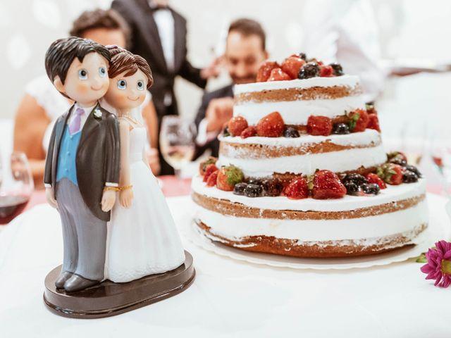 La boda de Carlos y Eva en Esquivias, Toledo 44