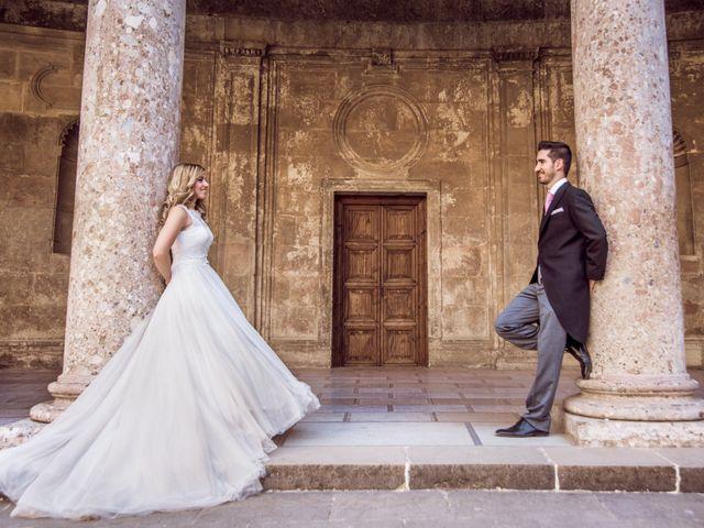 La boda de María del Mar y Juan Antonio en Granada, Granada 22