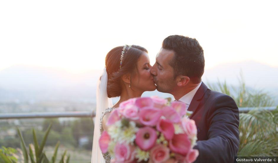 La boda de Iván y Elena en Alhaurin El Grande, Málaga