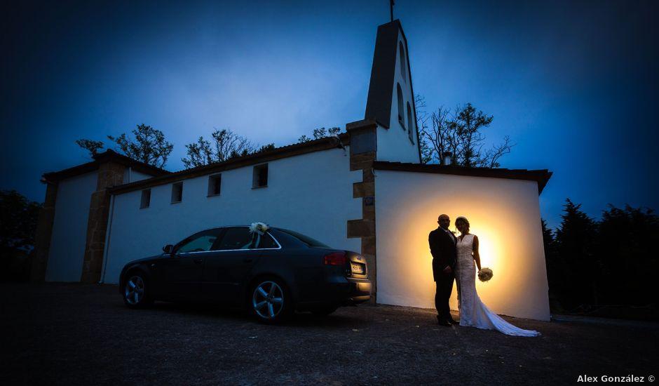 La boda de Jose y Ainhoa en Santa Ana De Abuli, Asturias