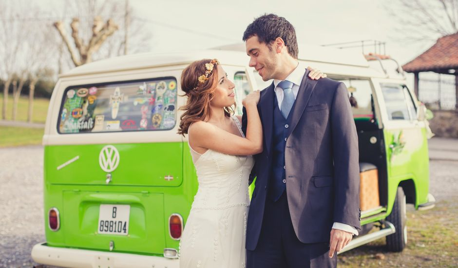 La boda de Ion y Eguzki en Laukiz, Vizcaya