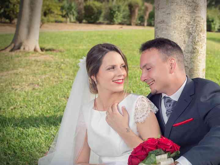 La boda de Lydial y Manuel