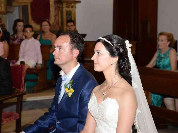 La boda de Estefanía y Jose
