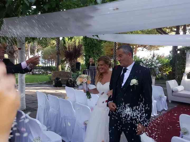 La boda de Mary y Alfonso