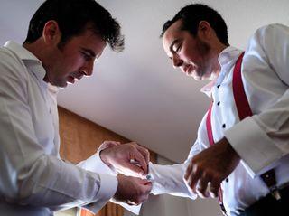 La boda de Marina y Santi 2