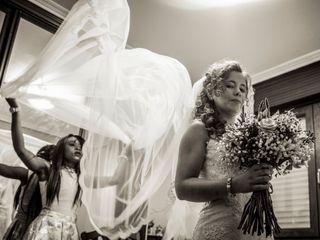 La boda de Ainhoa y Alain 1