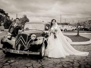 La boda de Ainhoa y Alain