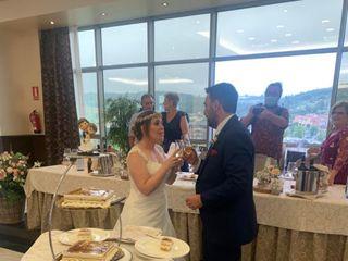 La boda de Ana y Juandi 2