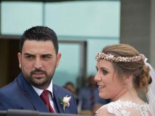 La boda de Ana y Juandi