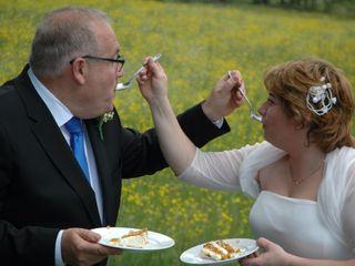 La boda de Nelida y Angel