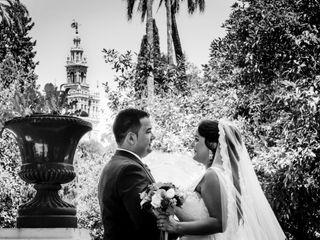 La boda de Ana y Jose Antonio