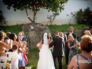 La boda de Vane y  Ricar 1