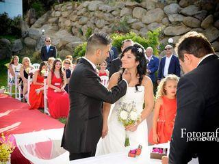 La boda de Vane y  Ricar