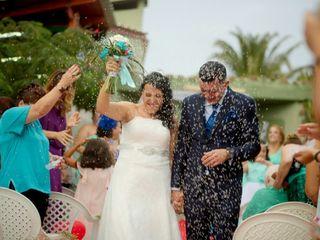 La boda de Patricia y Fran 2