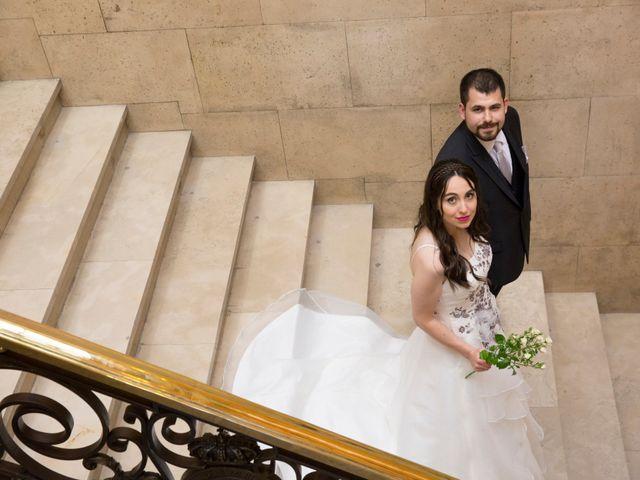 La boda de Alfredo y Melisa