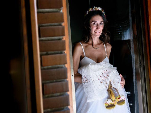 La boda de Santi y Marina en Madrid, Madrid 1