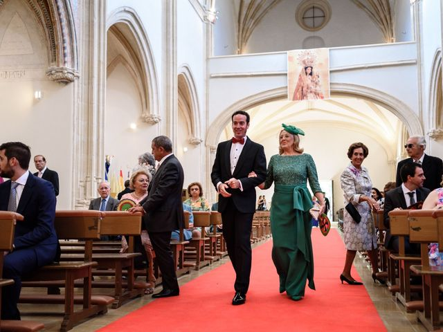 La boda de Santi y Marina en Madrid, Madrid 8