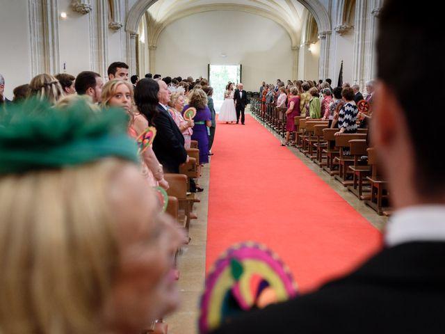 La boda de Santi y Marina en Madrid, Madrid 9