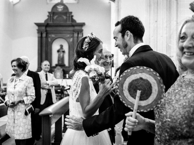 La boda de Santi y Marina en Madrid, Madrid 10