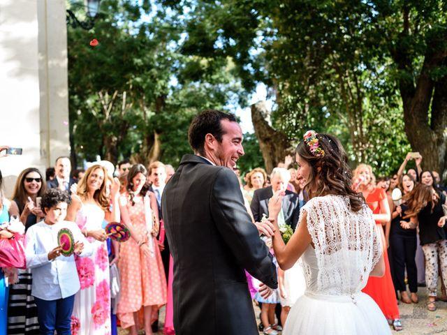 La boda de Santi y Marina en Madrid, Madrid 14