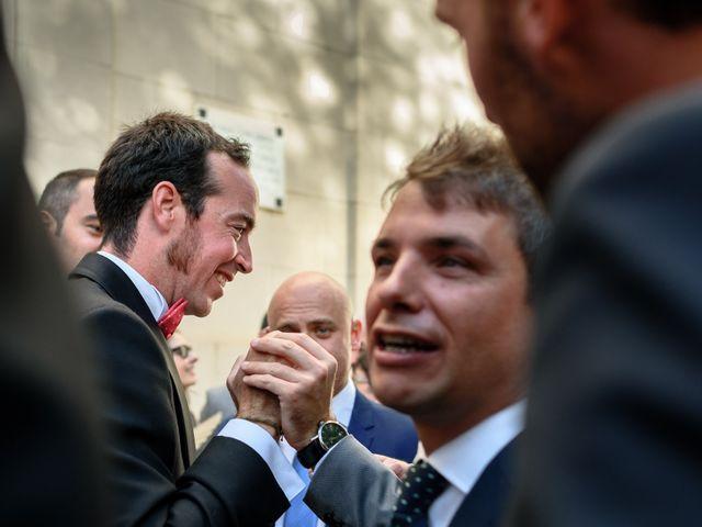 La boda de Santi y Marina en Madrid, Madrid 16