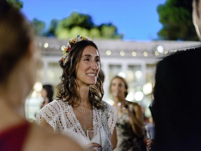 La boda de Santi y Marina en Madrid, Madrid 20