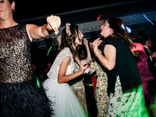 La boda de Santi y Marina en Madrid, Madrid 29